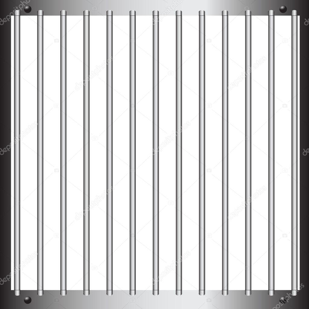 Prison Bar Stock Vector 169 Vipdesignusa 9328657