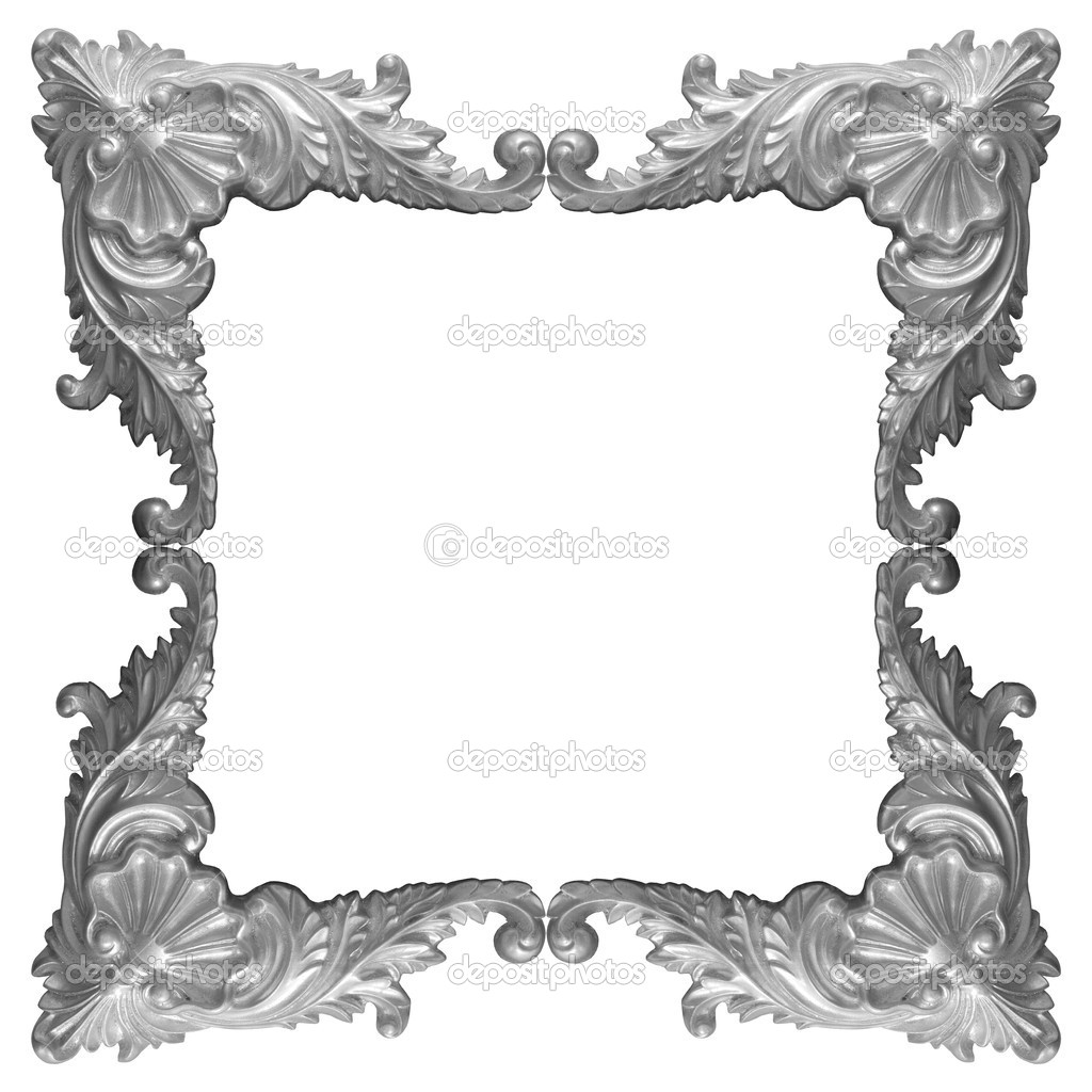 Decorative Frame — Stock Photo © ffotograff65 #9588317