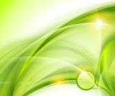 Fényképek absztrakt zöld háttér