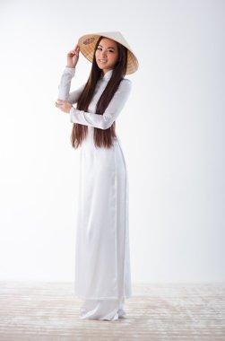 Young vietnamese woman