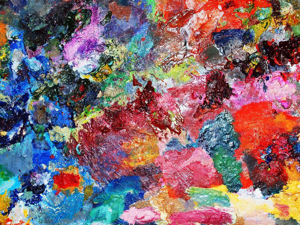 paint pallet background. art palette background \u2014 photo by bahtadz paint pallet t