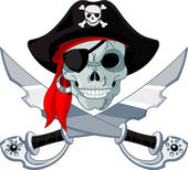 Photo Pirate Skull