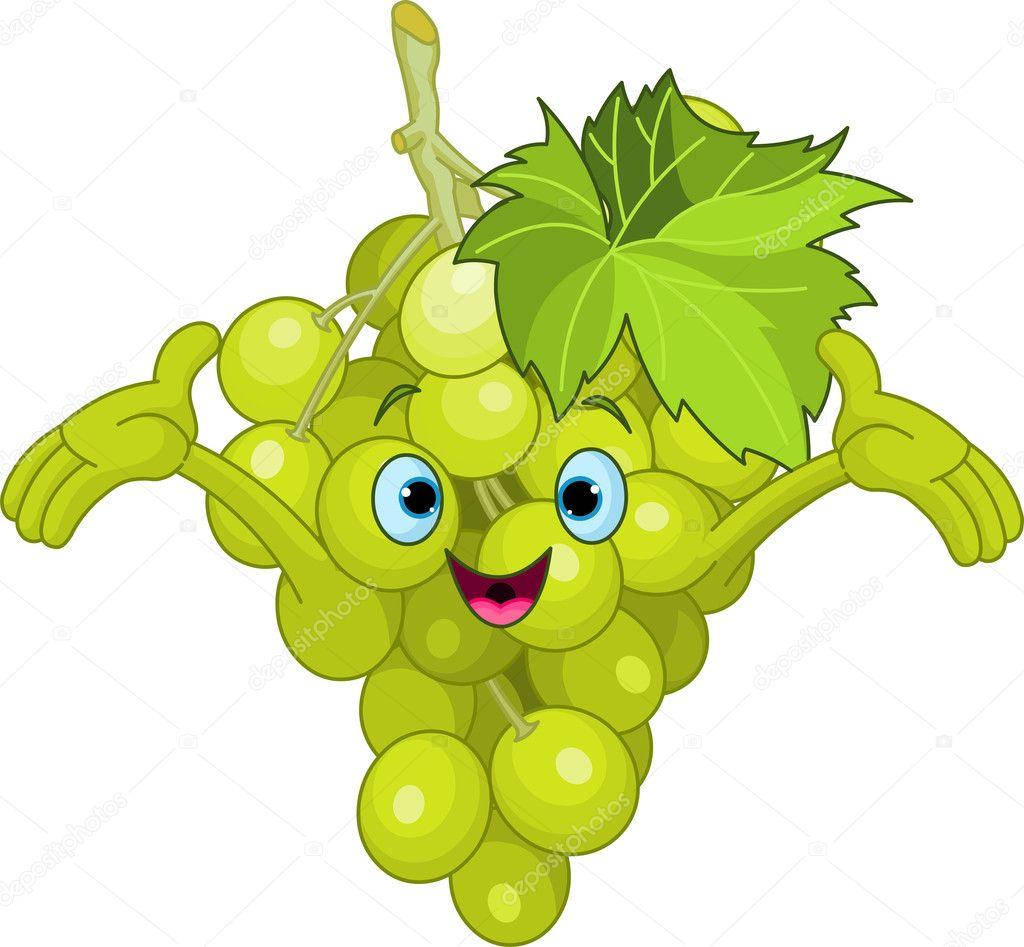 personagem de desenho animado uva vetores de stock dazdraperma