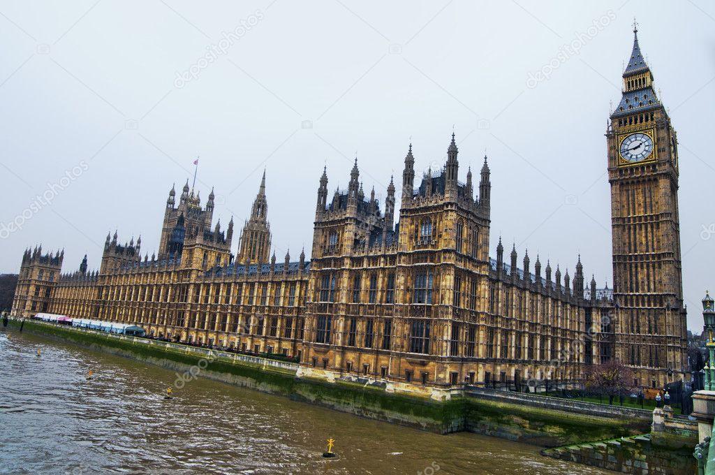Casa del parlamento con ban gran torre en londres fotos for House of 950