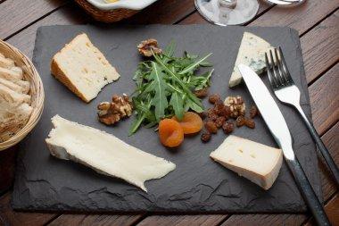 French & Irish Cheese Platter