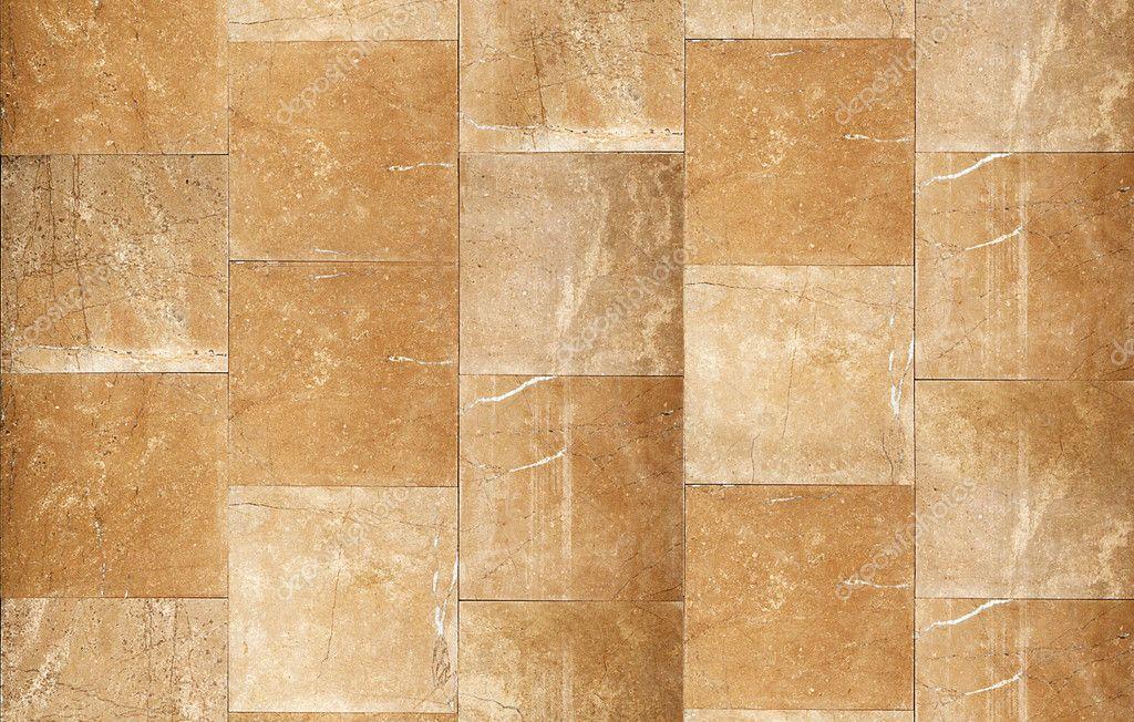 baldosas de color beige y marrón — Fotos de Stock © fotoall #9513957