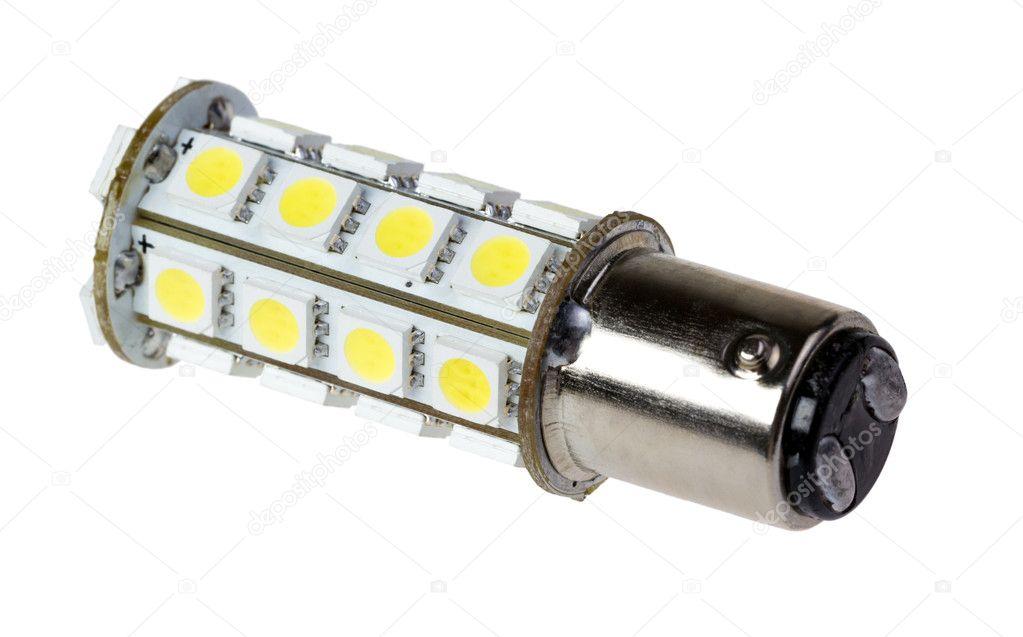 Led Lampen Auto : Led lampe für auto u stockfoto denisds