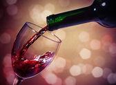 Fotografia vino rosso