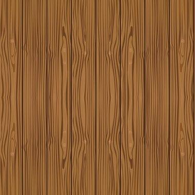 Wood seamless pattern - vector illustration clip art vector