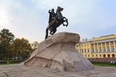 Památník ruského císaře Petra Velikého