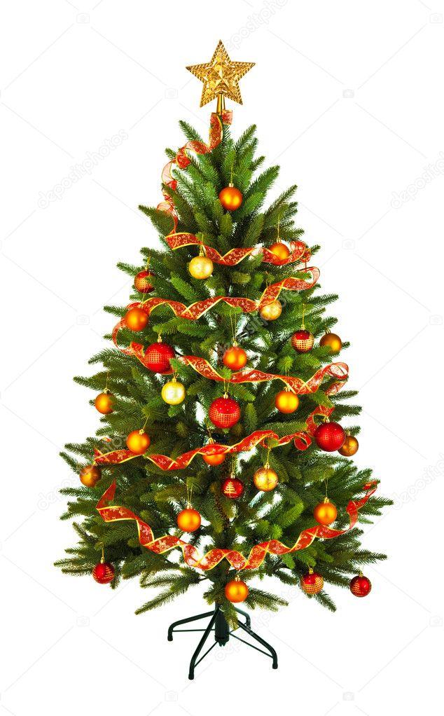 Weihnachtsbaum, Geschenke — Stockfoto © Irochka #9602968