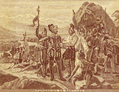 Founding of Santiago