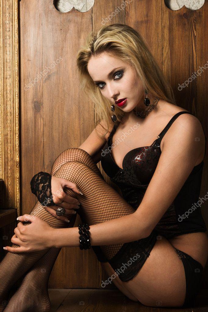 Образ женщины вамп