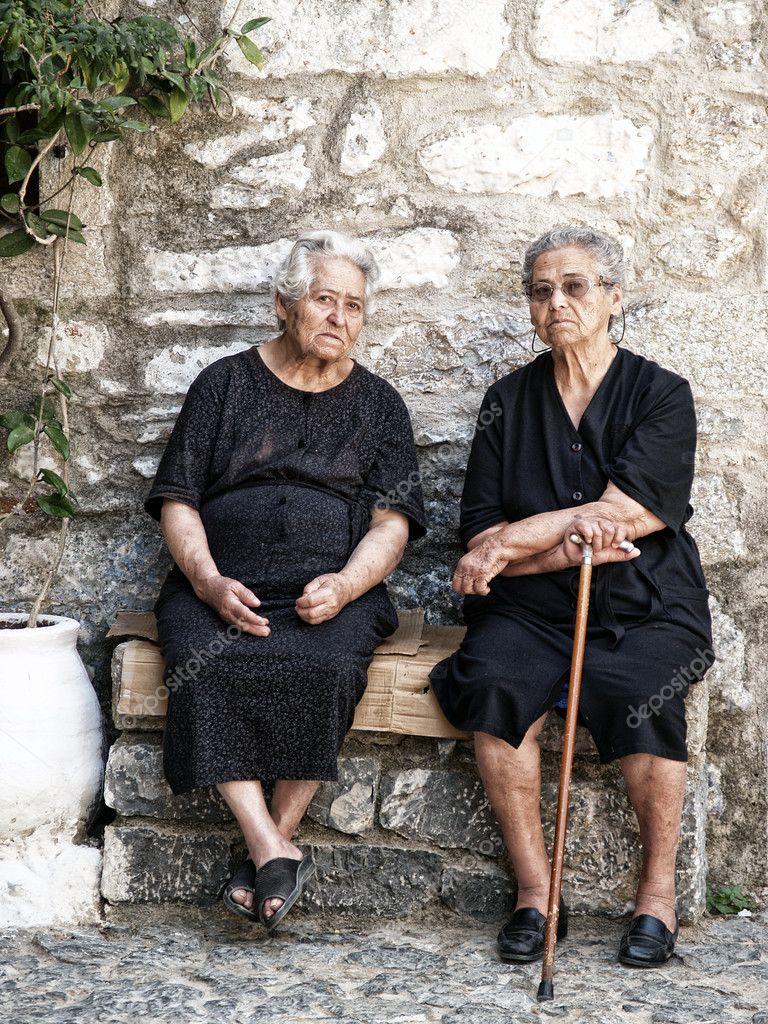 Ladies old Still Doing