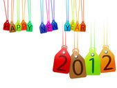 šťastný rok 2012