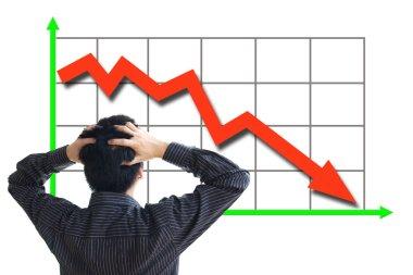 Stock price declining