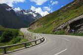 hegyi út