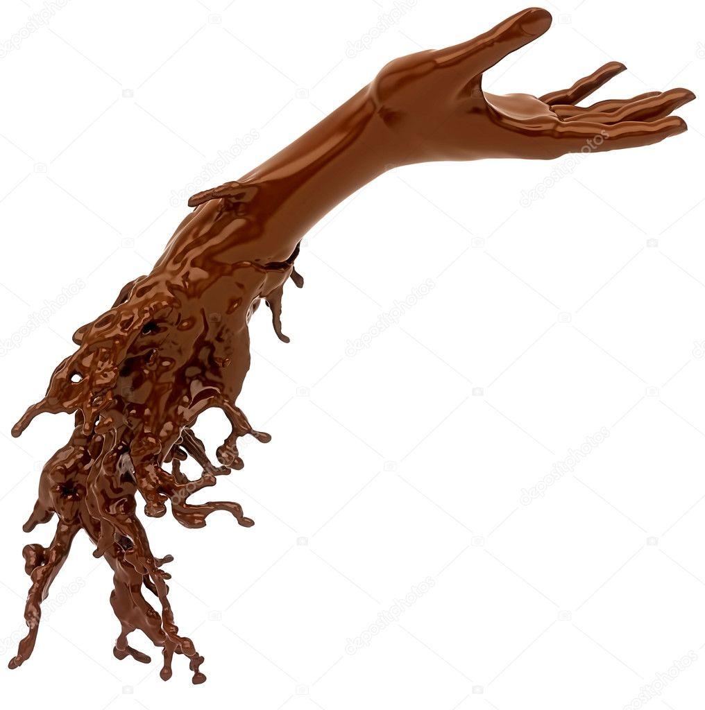 how to make liquid chocolate