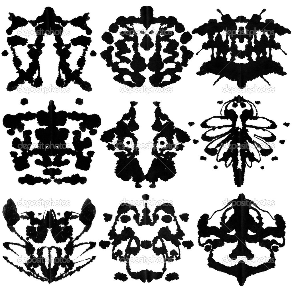 Nine Rorschach Test