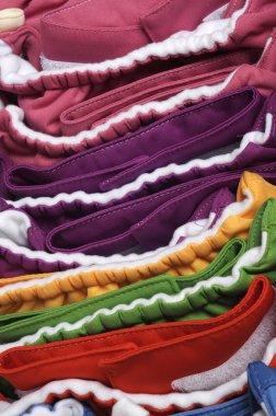 Vibrant Eco Friendly Cloth Diapers