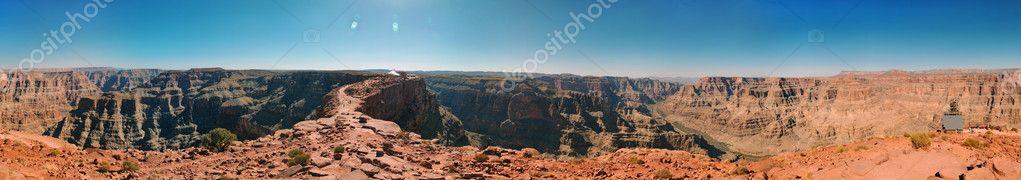 Grand Canyon 360 degree panorama
