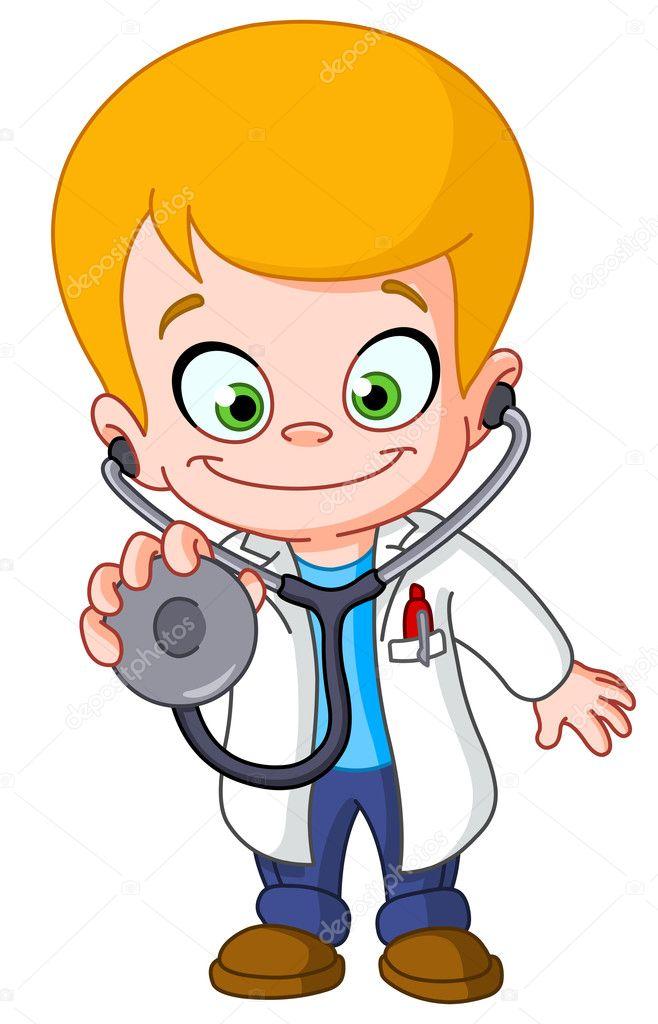 Znalezione obrazy dla zapytania lekarz grafika