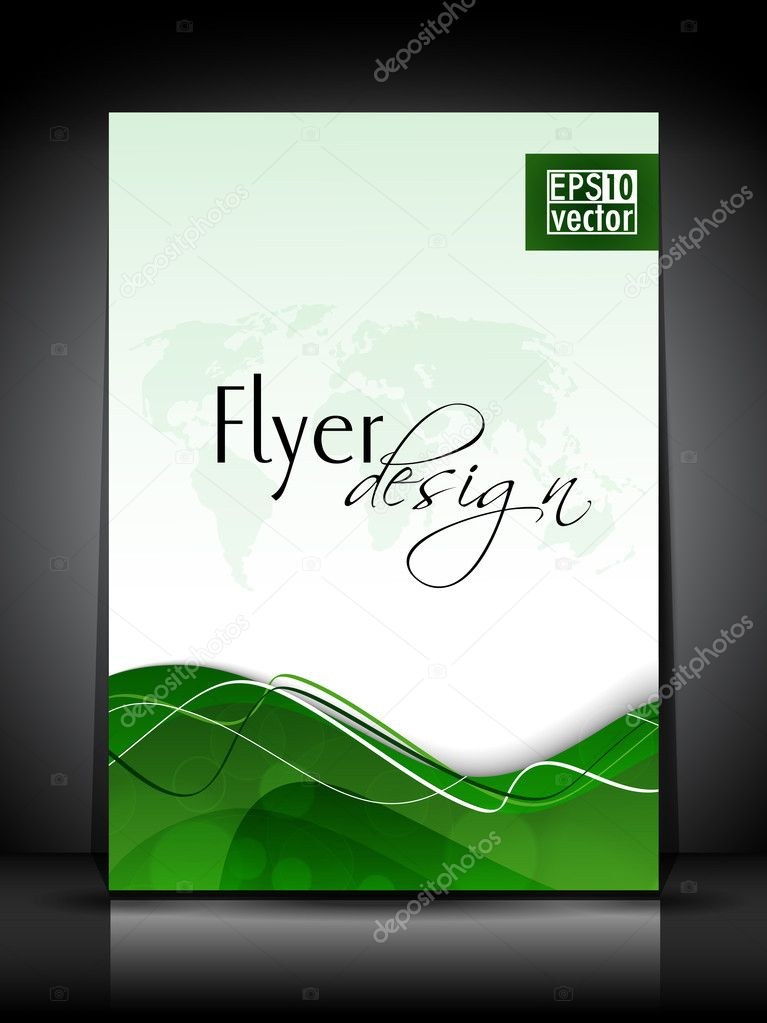 Professional Business Flyer, Corporate Brochure Or Cover Design