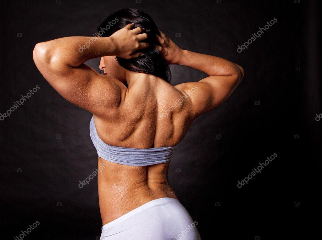 Muskelfrauen
