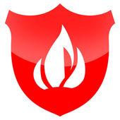 požární ochrana štít