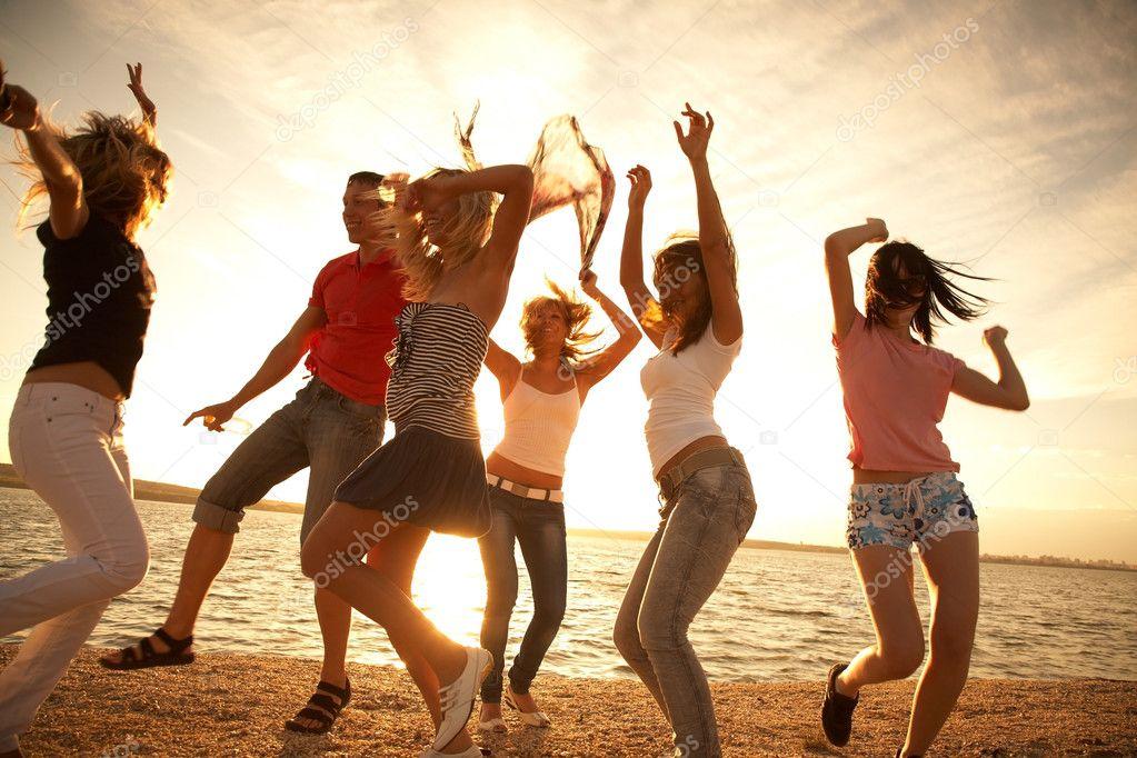 Молодежные вечеринки фото