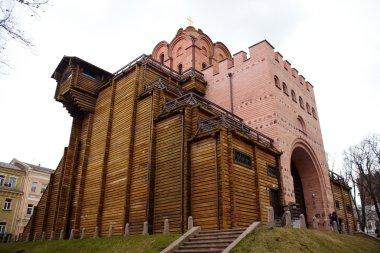 Golden gate in Kiev