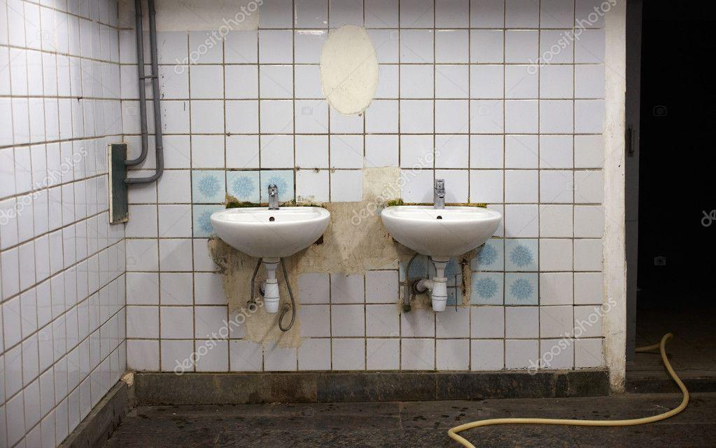 Old sinks — Stock Photo © bepsimage #8742278