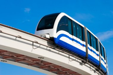 Monorail in Moscow