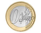Fotografie NULL-Euro-Münze