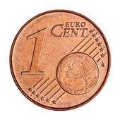 Fotografie 1 Euro-Cent-Münze