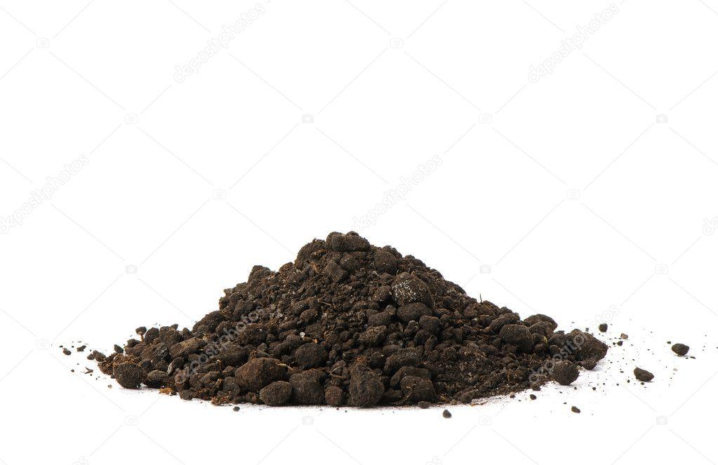 Heap dirt