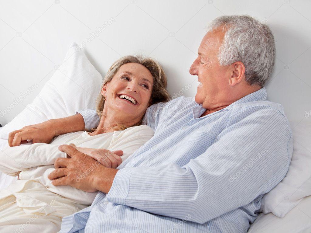 Секс пожилых семейных пар