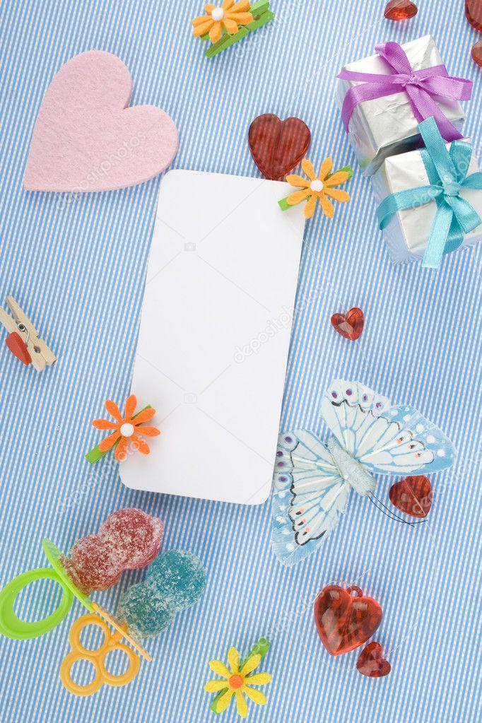 Zaproszenie Na Urodziny Dziecka Zdjęcie Stockowe Sunnybaby 9825685