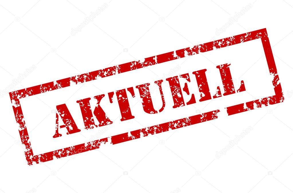 Aktuell Grunge Stempel Stockvektor Burakowski 8938351