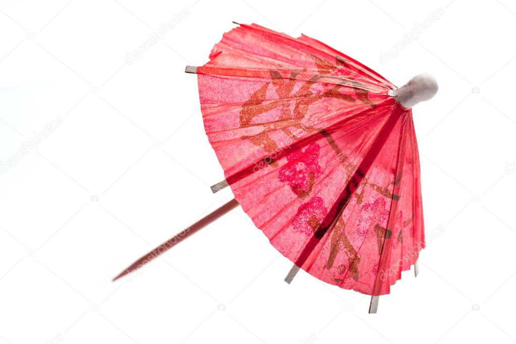 Papier De Riz Décoration décoration de parapluie de papier de riz — photographie leon_traut