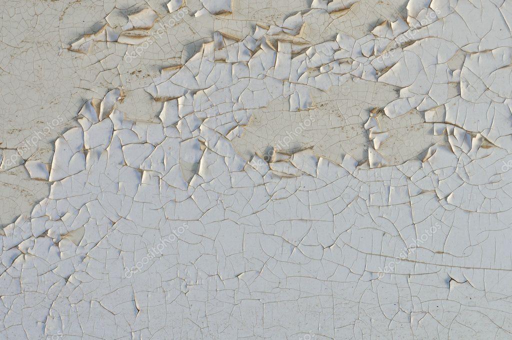 Muro vernice bianco scrostato foto stock sirylok 10620094 for Vernice muro