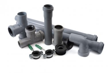 Sewer pipes of pvc