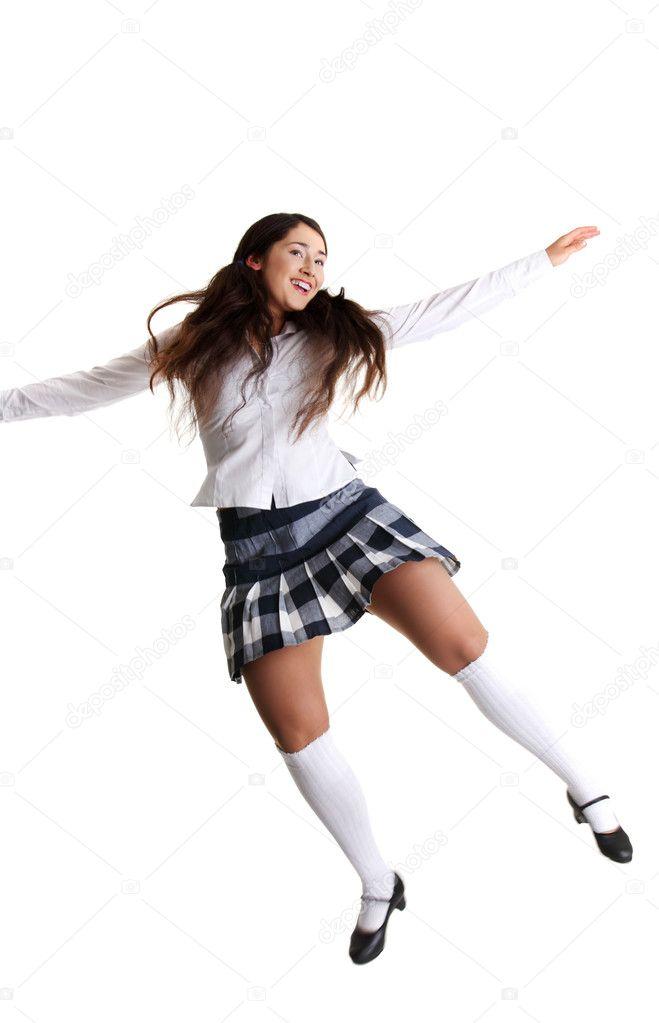 danseur de claquettes femme photographie piotr marcinski 8615273. Black Bedroom Furniture Sets. Home Design Ideas