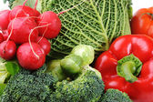 Zelenina, samostatný