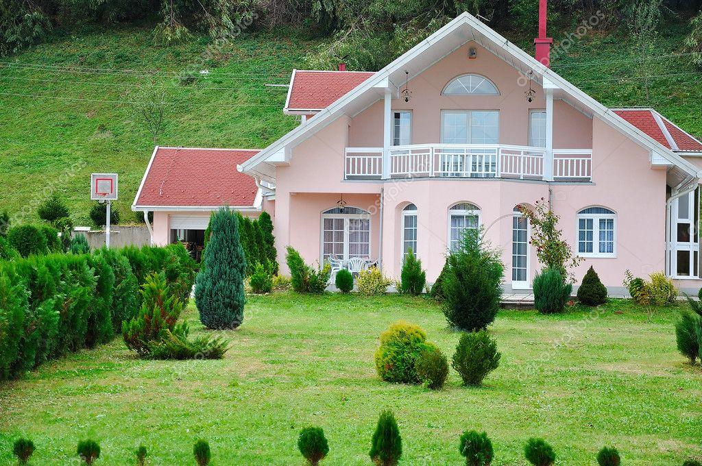 Beautiful family house