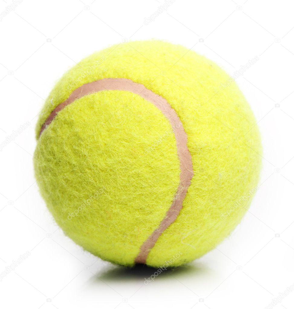 Bola De Tenis Stock Photo Yekophotostudio 9642546 Tennis Fotografia