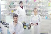 Lékárna lékárna tým