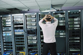 Photo System fail situation in network server room