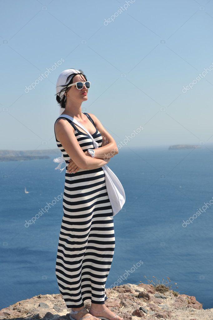 женщиной греции с знакомство из