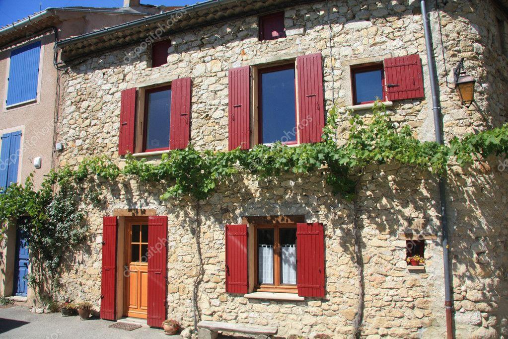 Casa in provenza foto stock portosabbia 10642732 for Piani di casa in stile ranch gratis